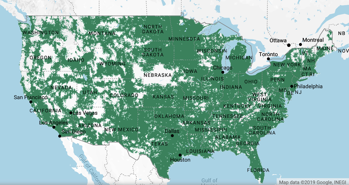 Trickut - Is Mint Mobile Coverage Good - mint mobile mint sim review - coverage map