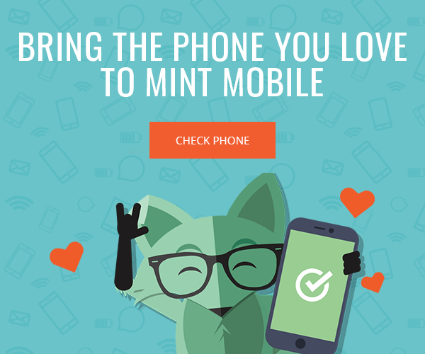 Trickut Mint Mobile Network - 6 Things You Need to Know Before Subscribing - bring your phone - iphone