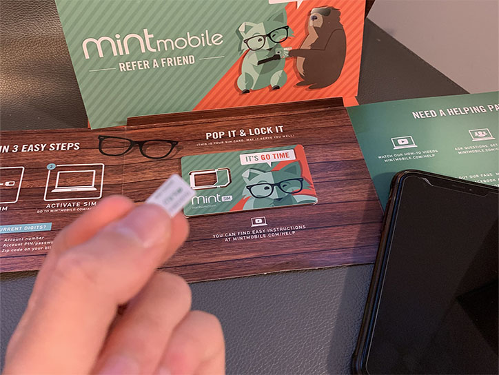 Trickut - Mint Mobile Starter Kit – What it is and Why You Need It - Mint Card - Deals - Product Reviews - Coupons