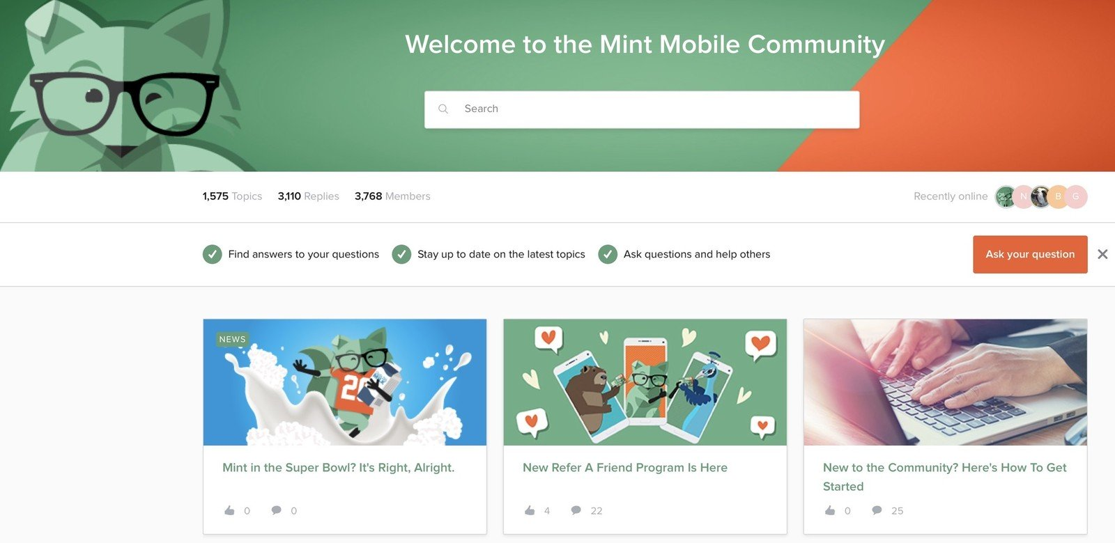Mint Mobile help