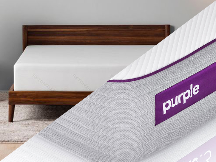 Trickut - Purple Mattress vs. Tuft and Needle - Reviews - Deals TN_vs_Purple