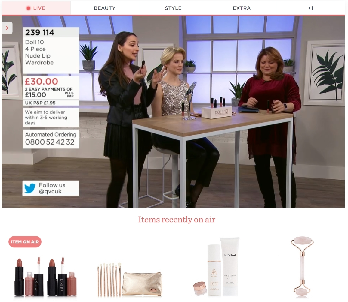Trickut - QVC UK Review - A Unique In-Home Shopping Experience - QBC - Deals Product Reviews Coupons