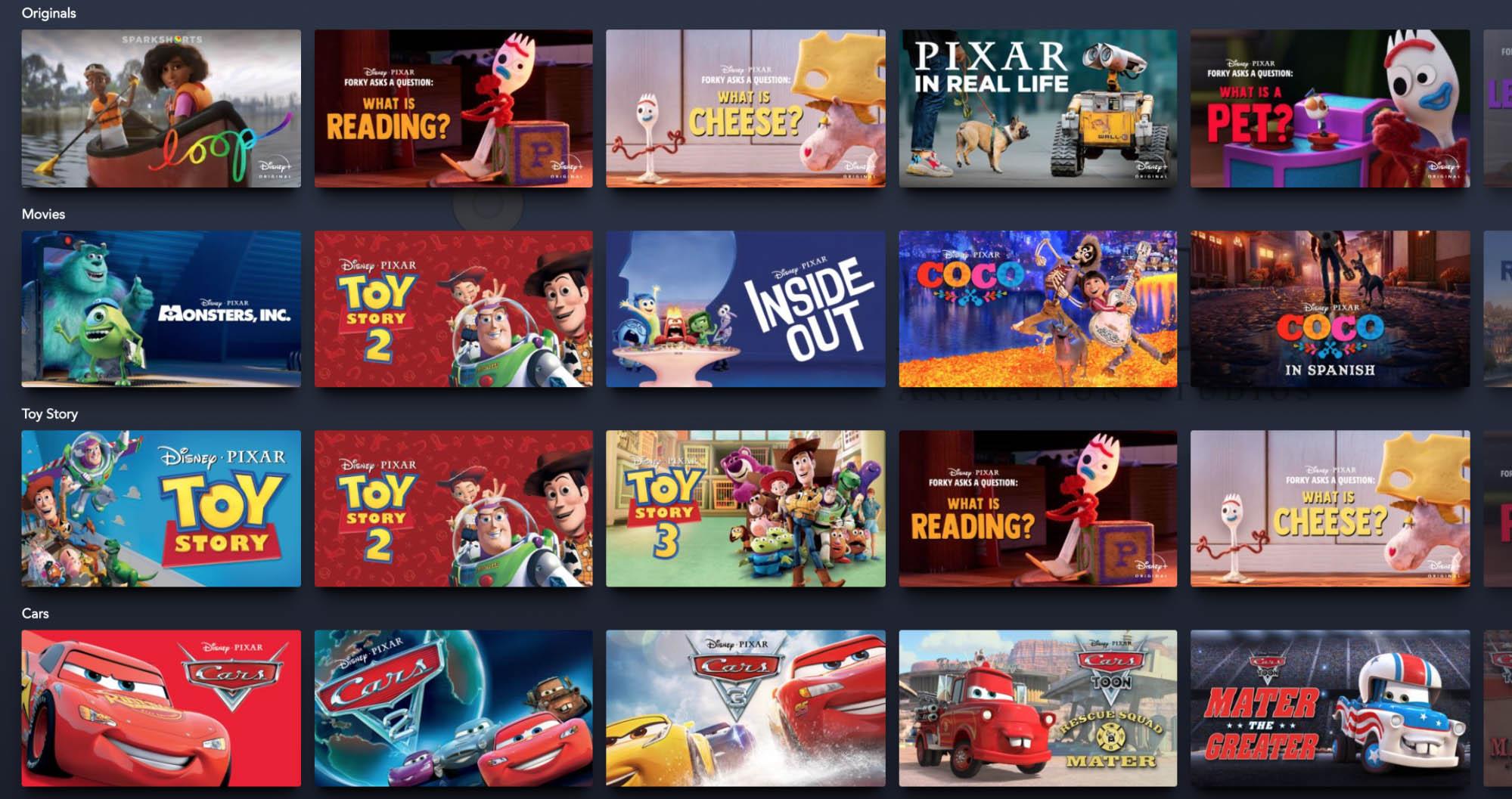 Trickut - disney plus free trial - Pixar movies - Deals Product Reviews Coupons