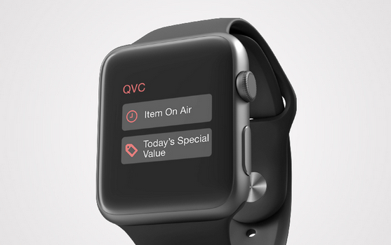 qvc mobile app watch