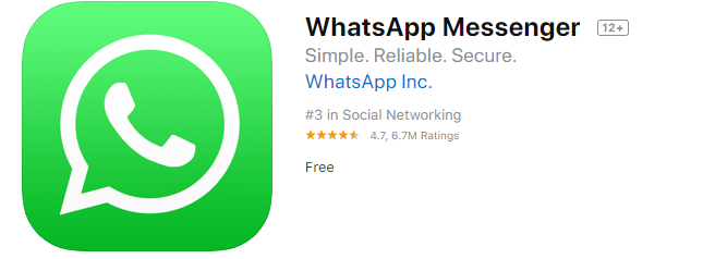 whatsapp web iphone install