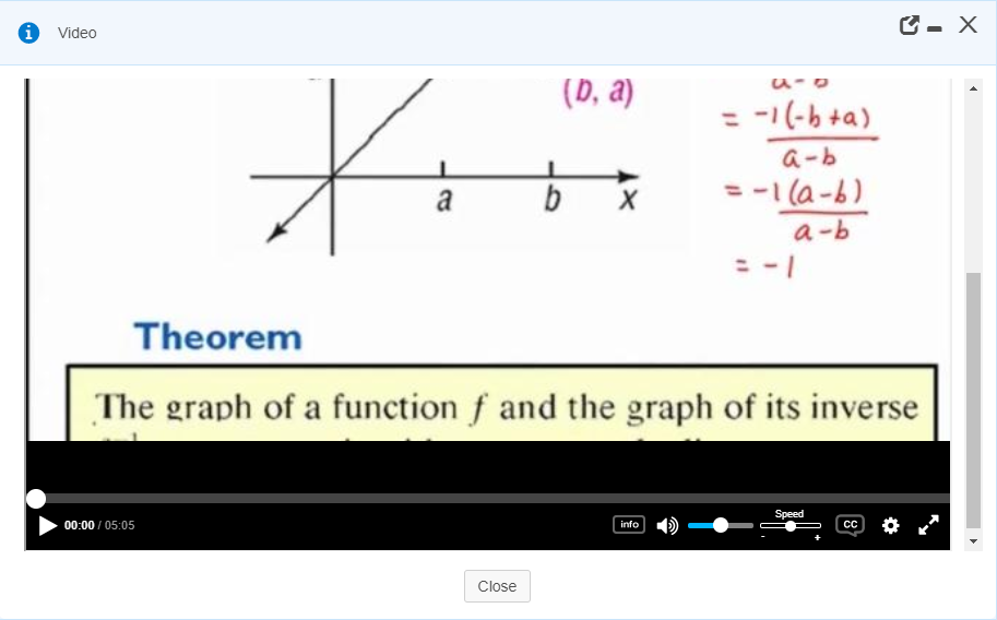 mymathlab video